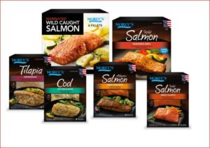 Morey's Frozen Seafood Products