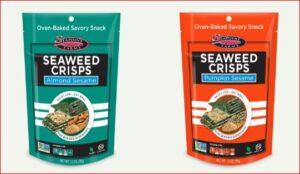 seaweed crisps